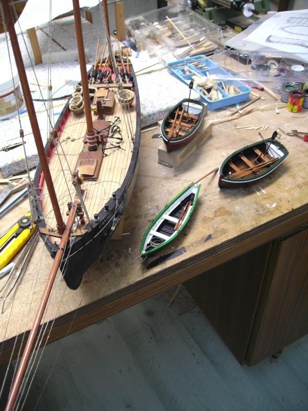 """BISQUINE sur la base """"La Cancalaise"""" Billing Boats 1/40°  - Page 6 694913bild0122"""