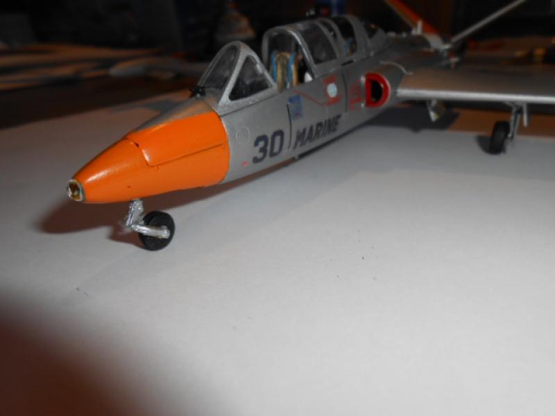 Fouga Magister 1/48 Kinetic lionel 45 - Page 2 694986fog027