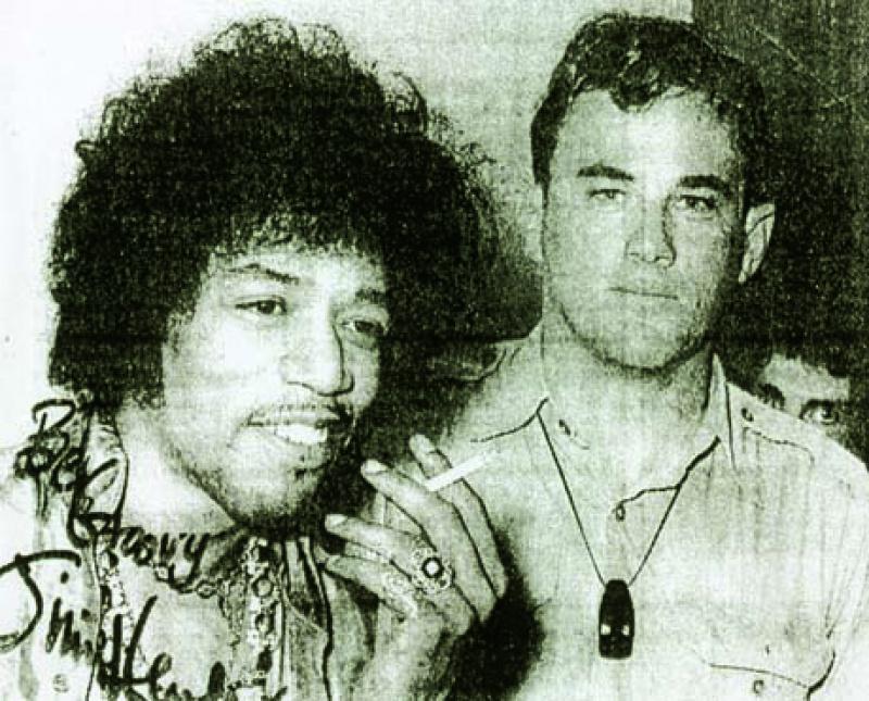 Santa Barbara (Earl Warren Showgrounds) : 19 août 1967 6950371908499