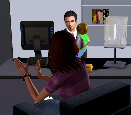 """[Terminé] Sims Histoires de Jobs """"Au bureau"""" - Page 23 696288Screenshot23"""