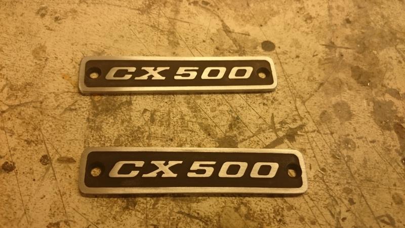 Esske j'arriverai à faire d'un CX500 un chouette cafra ?? - Page 9 696317DSC0014