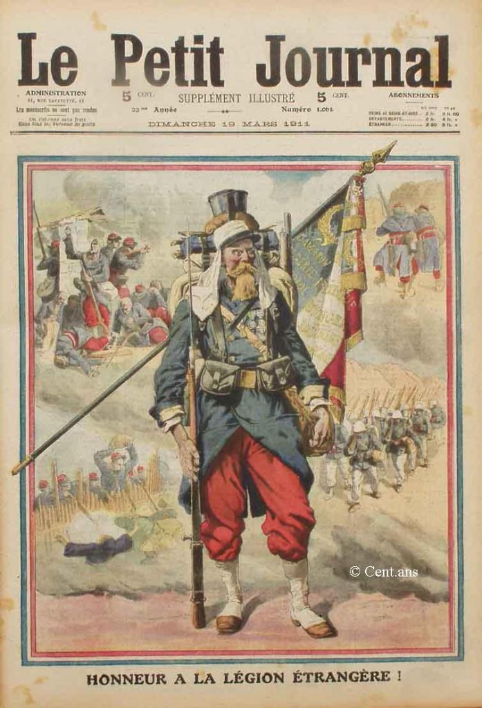 صفحات من تاريخ المغرب الحديث من خلال Le Petit journal illustré - صفحة 3 696386pj106119031911