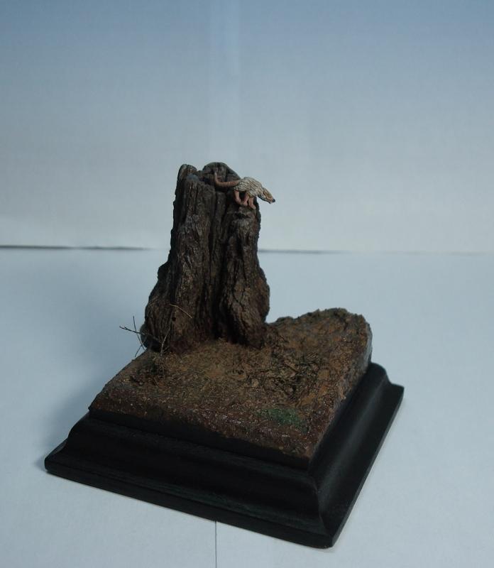 Les réalisations de Pepito (nouveau projet : diorama dans un marécage) - Page 3 697466Vuedensemble14