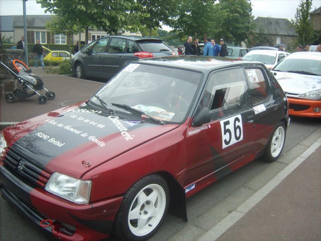 31è Rallye Tessy sur Vire Gouvets 2012 (vérifications techniques)  697695Sep01780