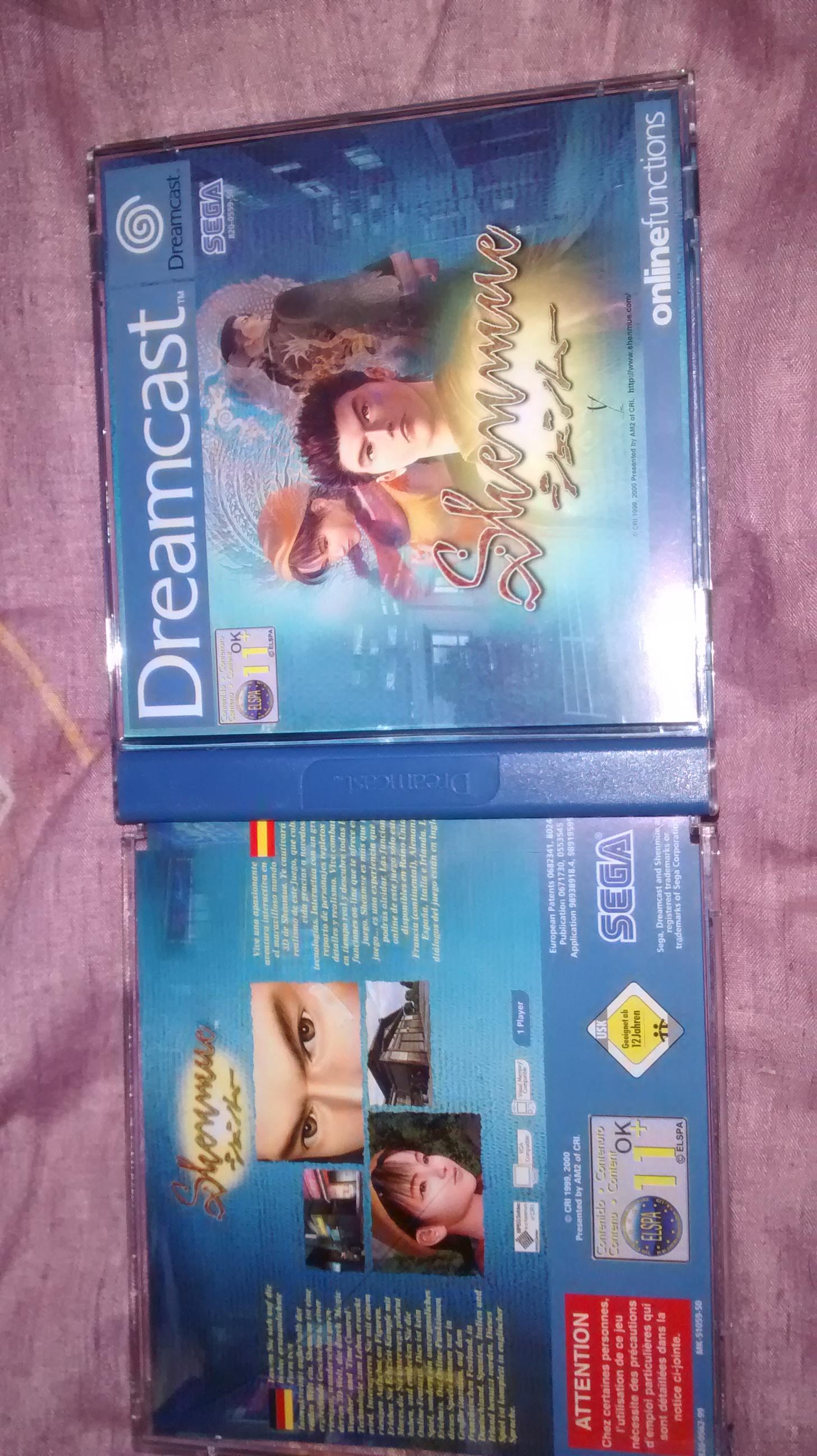 [Vds] Lot Dreamcast - MS/MD et Saturn Update 18/01 ajout Jeux Sat Jap - Page 3 698237IMG20160118012146255