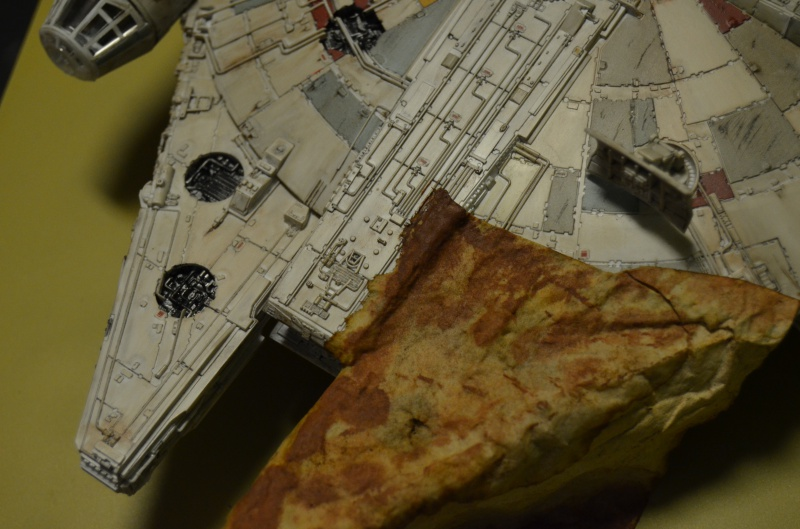 millenium falcon de bandai 698464DSC0010