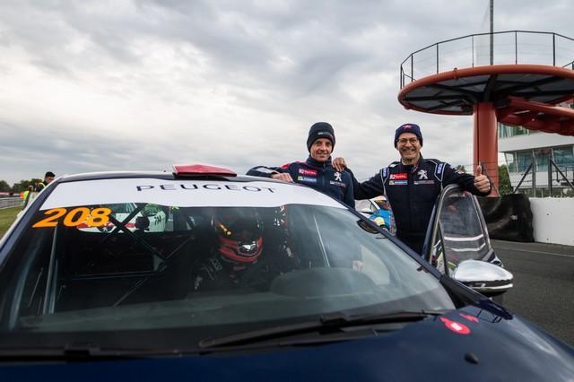 Franc Succès Pour Le 1er Rendez-Vous Des Rencontres Peugeot Sport 6986685905f86000461