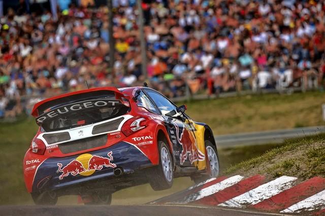 Le Team Peugeot Hansen dépossédé de la victoire en Suède 698721MG6457