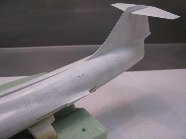 DUO: F-104N (NASA) + F-104G (BAF) Hazegawa 1/48  - Page 2 699209IMG7187