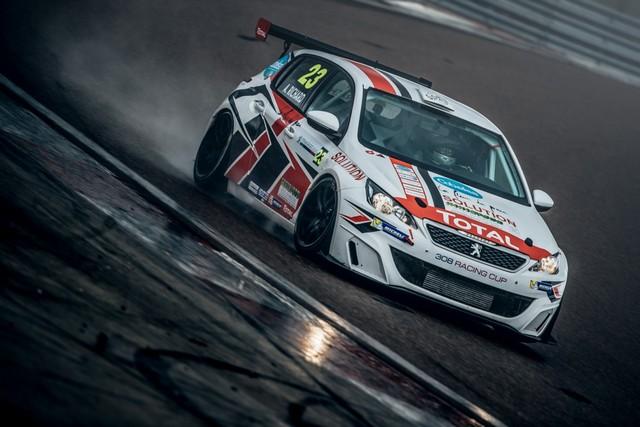 RDV International Pour La Peugeot 308 Racing Cup, Aux 24h De Spa En Belgique 69966959774bde088af