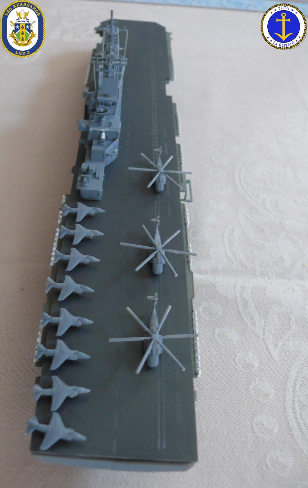 USS KEARSARGE LHD-3 1/700 REVELL 699775Kearsarge21