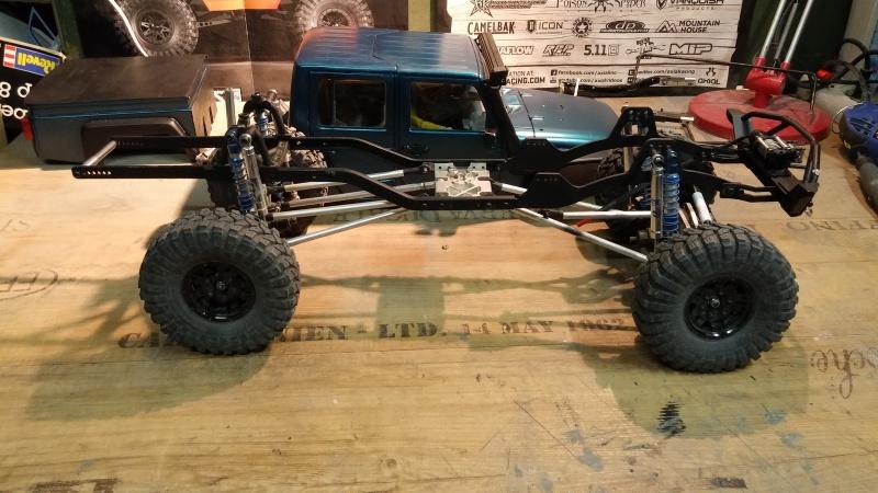 Jeep JK BRUTE Double Cab à la refonte! - Page 3 70109620141030181122