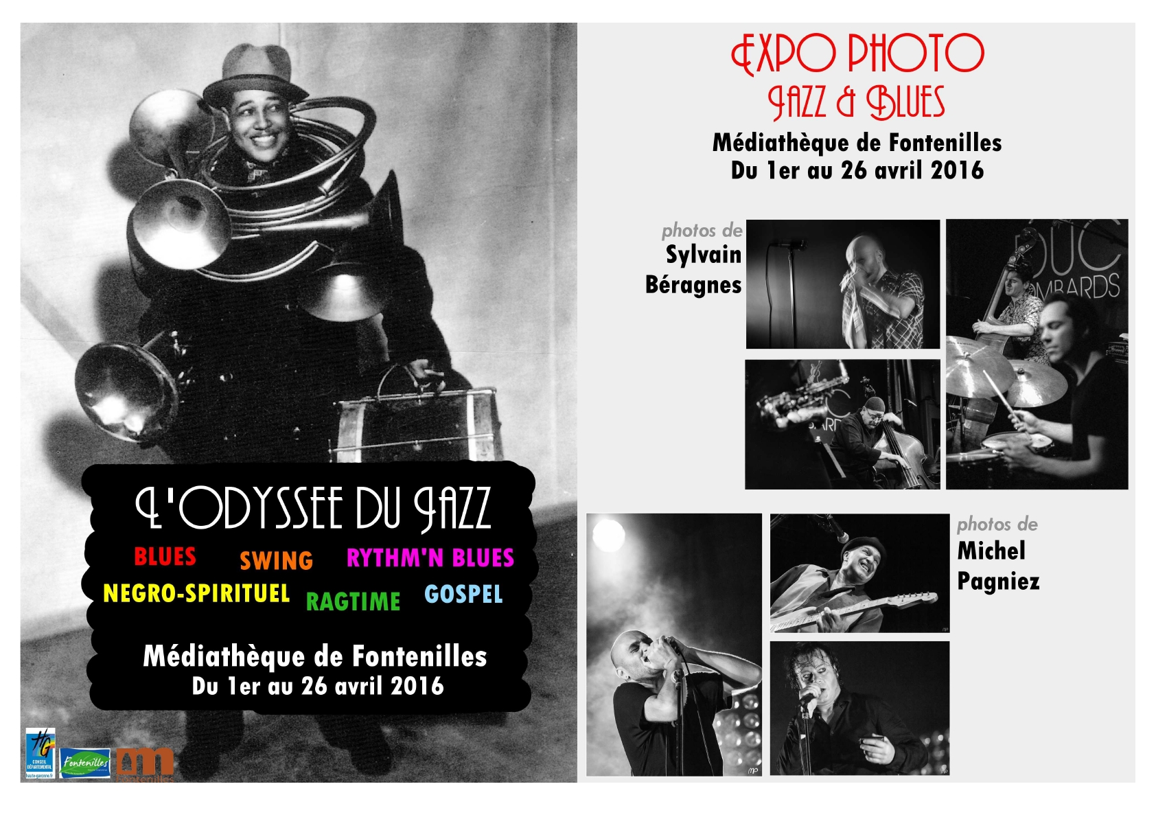 LES EXPOS PHOTO  DES MEMBRES (Blog) 701527Affichebluesjazz