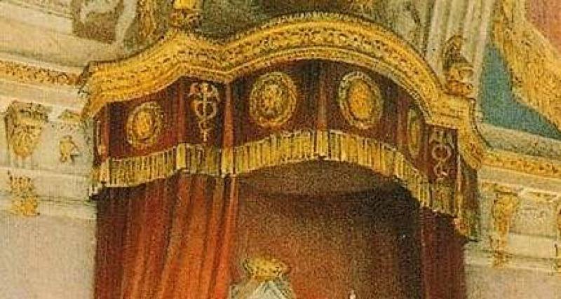 Exposition « Trônes en majesté, l'autorité et son symbole » - Page 8 701597daisLouisPhilippe