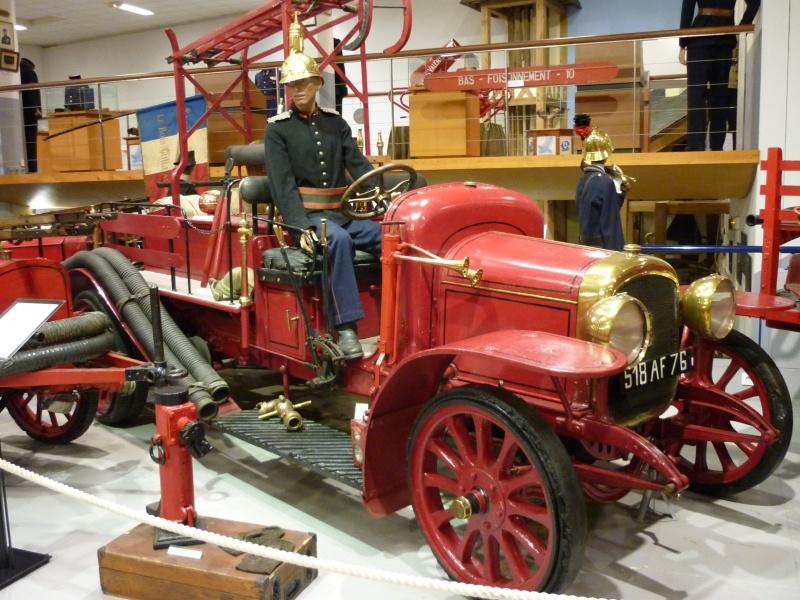 Musée des pompiers de MONTVILLE (76) 701829AGLICORNEROUEN2011040