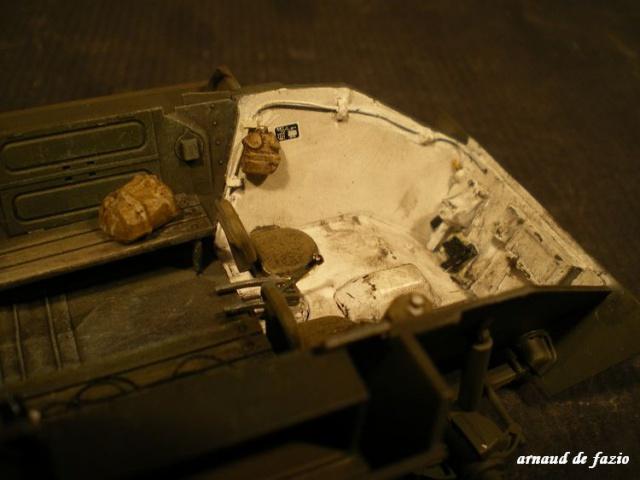 M-20 armoured car et jeep blindés dans les ardennes 1/35 702606IMGP1549