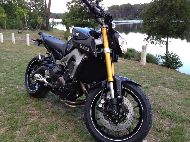 Photos de toutes les Yamaha MT-09 du forum ! :) 702744Ybenot47