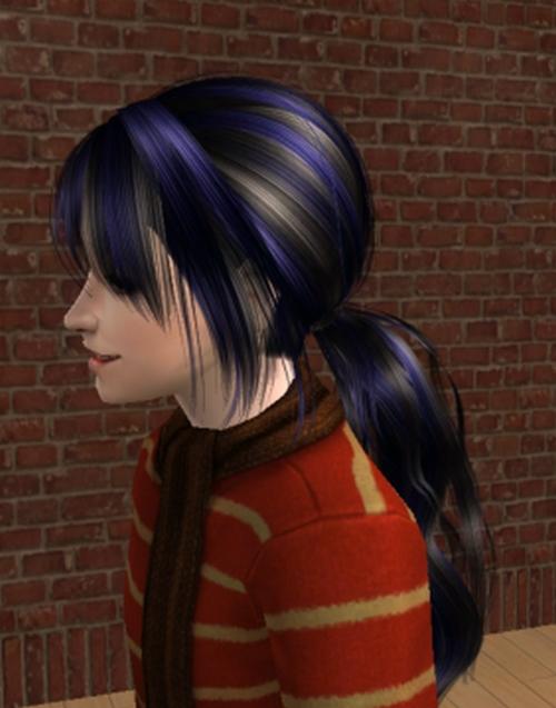[Débutant] Recolorer une coiffure avec la Boit@look et Gimp 703154Screenshot
