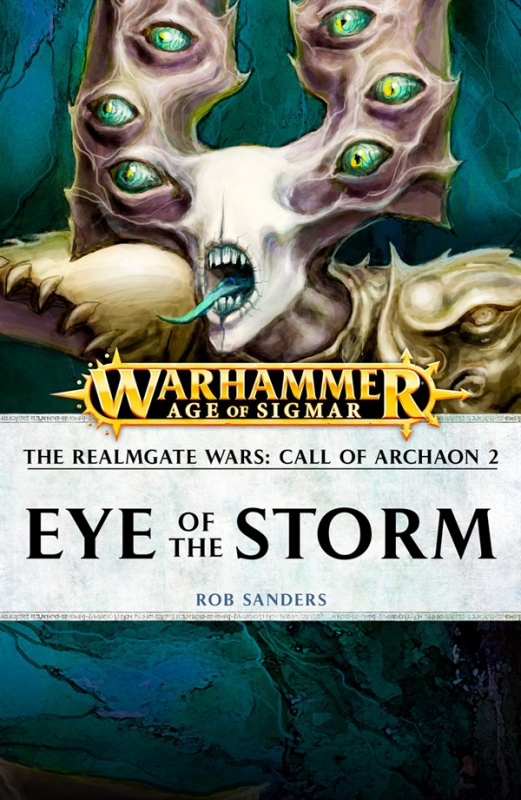 The Realmgate Wars - IV - Call of Archaon - Recueil 704491Eyeofthestormcover