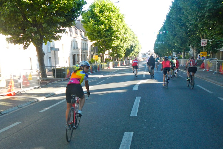 Dernière étape du Tour de France CHANTILLY  PARIS le 24 juillet 2016 705152DSCN3431
