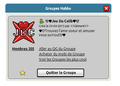 [-.-Amel-.-] Jeu du Celib [Scuro Famiglia] [02/08/2015] [P/M]  705355badge
