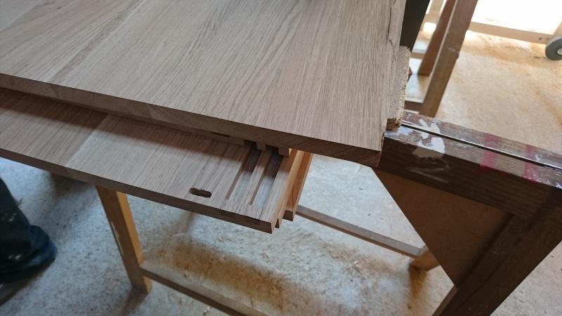 Création d'un meuble en chêne pour le salon 705550DSC1269