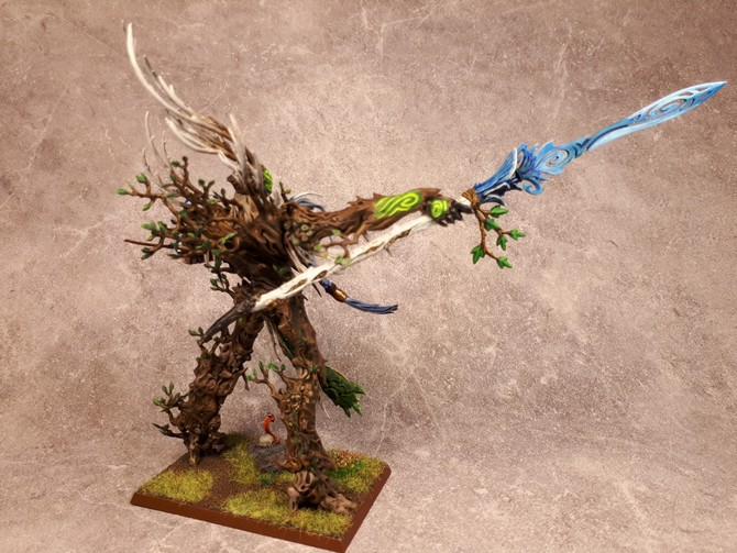 Armée Elfes sylvains - Tree Revenants 706301Treeman16