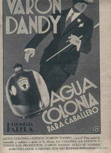 Colonia Varon Dandy 7073211203352226f