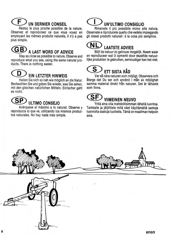 Diorama SAUMUR 1/35ème Réf 81102 707375Heller81102011DioramaSaumur135