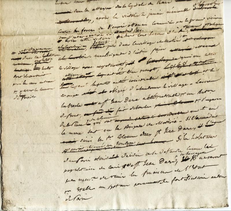 siège et bataille de Paris 1814 - 1815 707431SanstitreNumrisation05