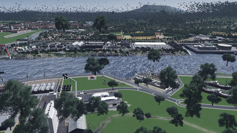 Cities Skylines - Green Cities 708014201708221948281