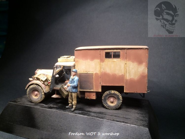 Ford Wot 3 RAF - Plus Model - 1/35 - Page 2 708189IMG3722