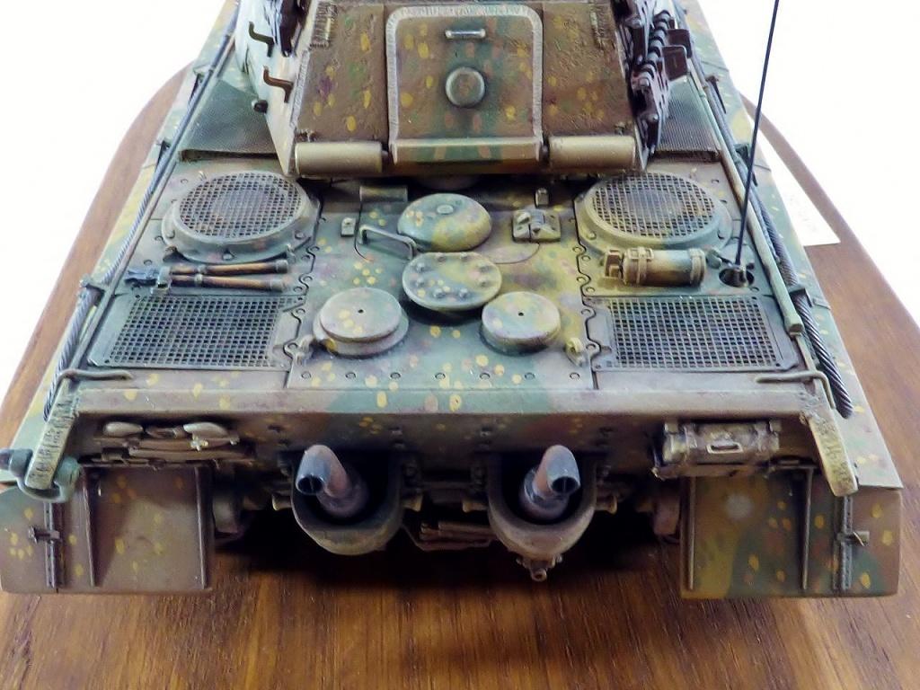 tiger - King Tiger Sd.Kfz.182 Henschel Turret Takom 1/35 709388P1060491Copier