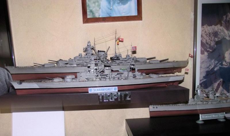 Collection Kriegsmarine 709997699013Scharnhorst1x40032