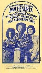 Flint (IMA Auditorium) : 24 mars 1968  71049724368