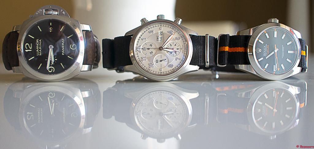 Si vous ne deviez avoir que 3 montres pour un budget de 15.000 euros 710736DSC6700
