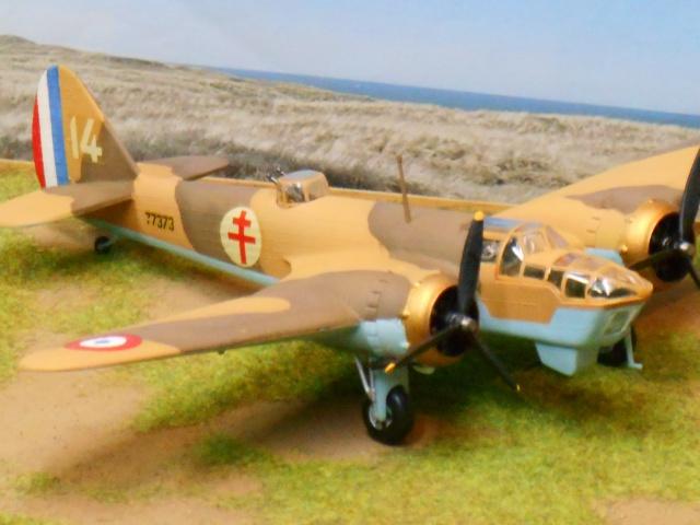Bristol BLENHEIM MK IV      . kit Airfix  de 1968. 710744DSCN7889
