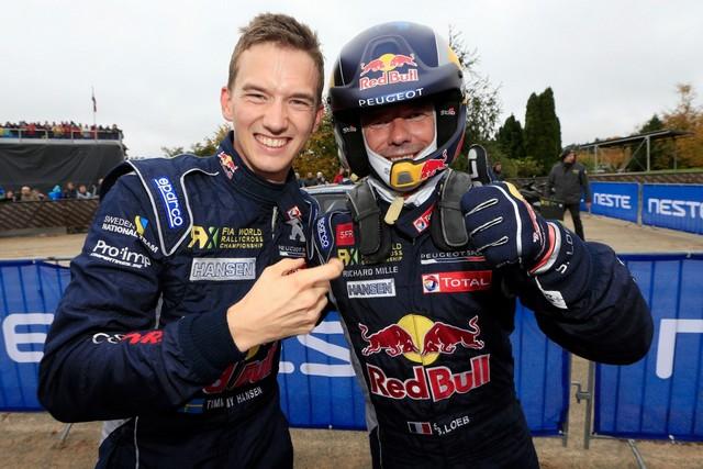 Rallycross - Sébastien Loeb remporte sa première victoire au volant de la PEUGEOT 208 WRX ! 710924wrx201610020137