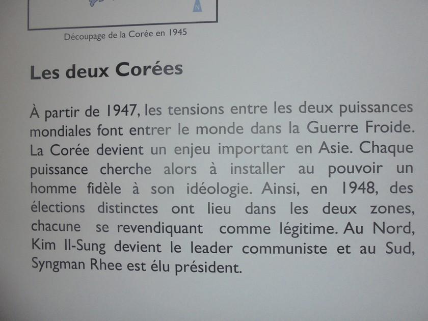 [Opérations de guerre] Guerre de Corée - Tome 2 - Page 8 711206DSC04109