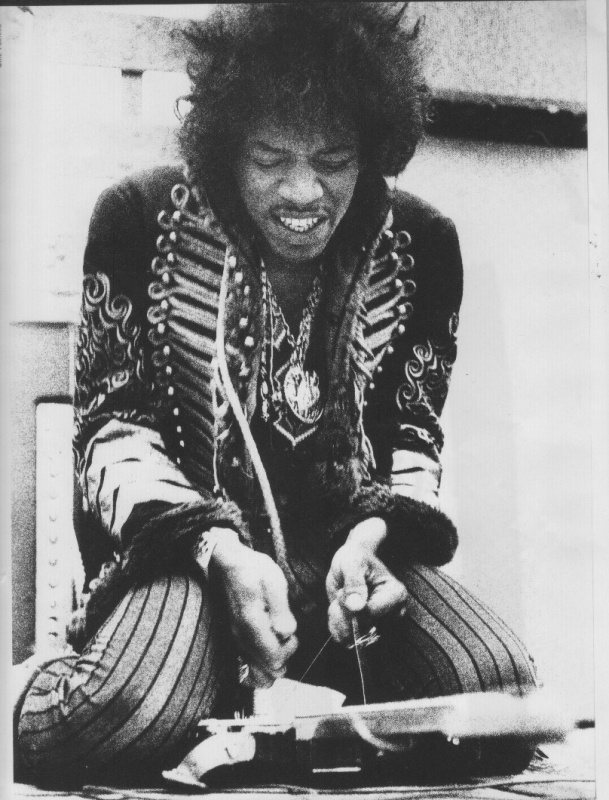 San Fransisco (Golden Gate Park) : 25 juin 1967  711253early5