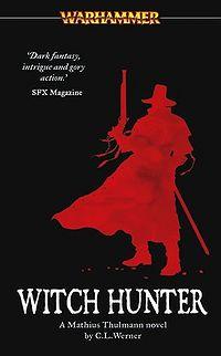 Programme des publications Black Library France de janvier à décembre 2012 711799WitchHunter