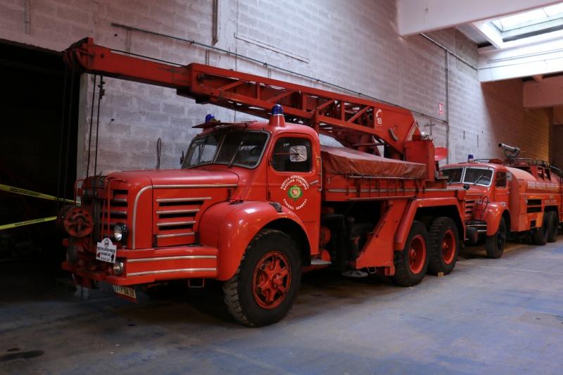 Des camions à gogo....Musée des sapeurs pompiers de Lyon 712309IMG6581