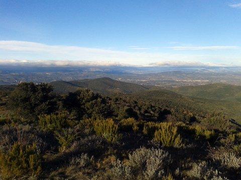 Aspres du Canigou, tour panoramique 71242120141219152609