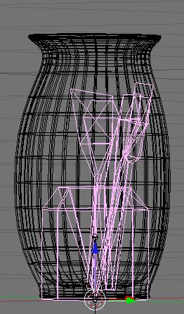 [Apprenti] [Blender 2.4 à 2.49] Créer et intégrer son premier mesh de A à Z / 8-Remplacement du mesh d'origine dans Blender 7126957112