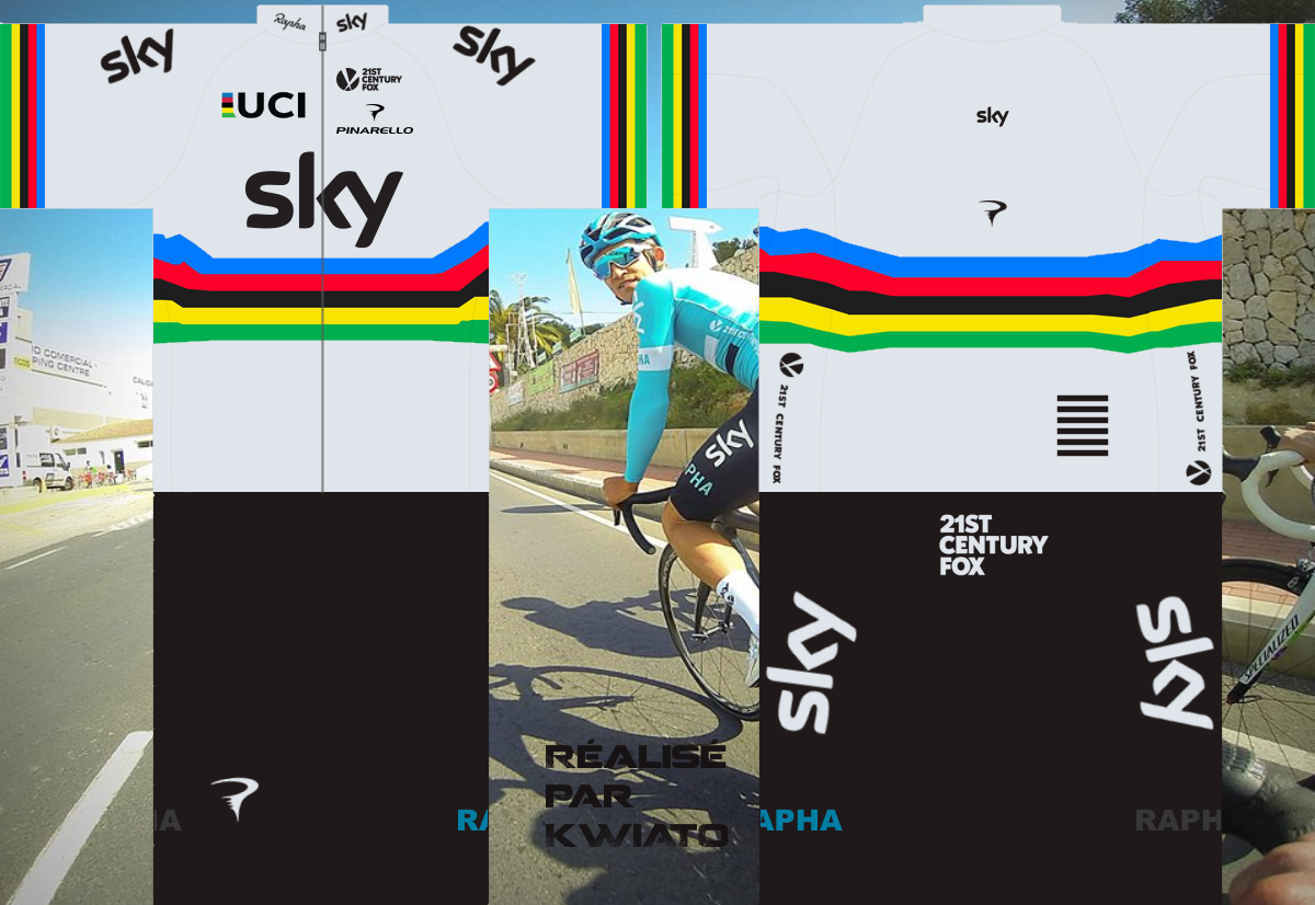 SKY Pro Cycling 712709skymaillotworld