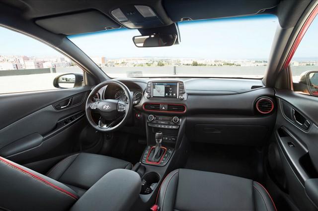 Le nouveau Hyundai Kona est né. Découvrez toutes ses informations 713100allnewkonainterior6