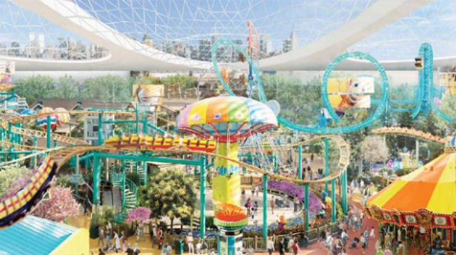 (USA) American Dream at Meadowlands incluant parc d'attractions DreamWorks (2016) 713214AD5