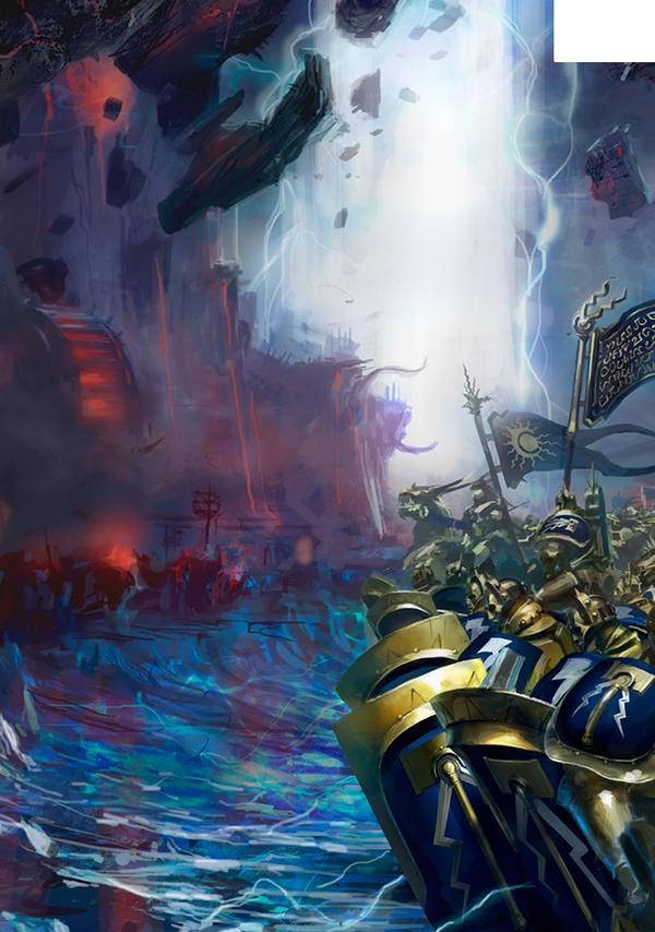 [Warhammer: Age of Sigmar] Collection d'images : Générique 713377CJvmDJlUAAAsxP7