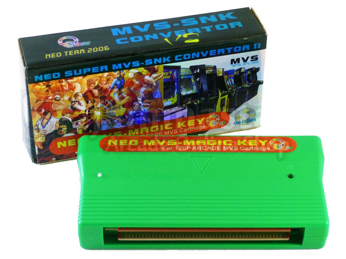 Comment Profiter au mieux de ses Cartouches Neo Geo MVS ??? 713531MVSMagicKey