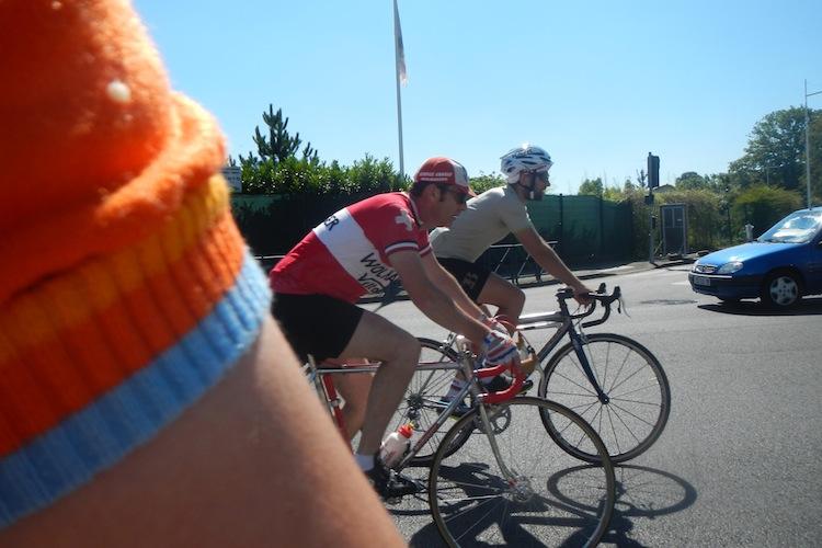Dernière étape du Tour de France CHANTILLY  PARIS le 24 juillet 2016 714470DSCN3446